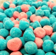 Bubble Gum Flavoured Bonbons