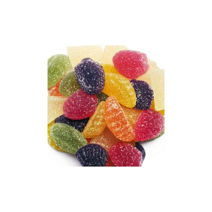 250g Fruit Jellies