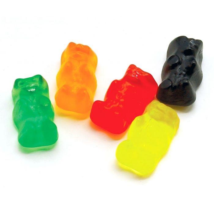 3kg Gold Bears