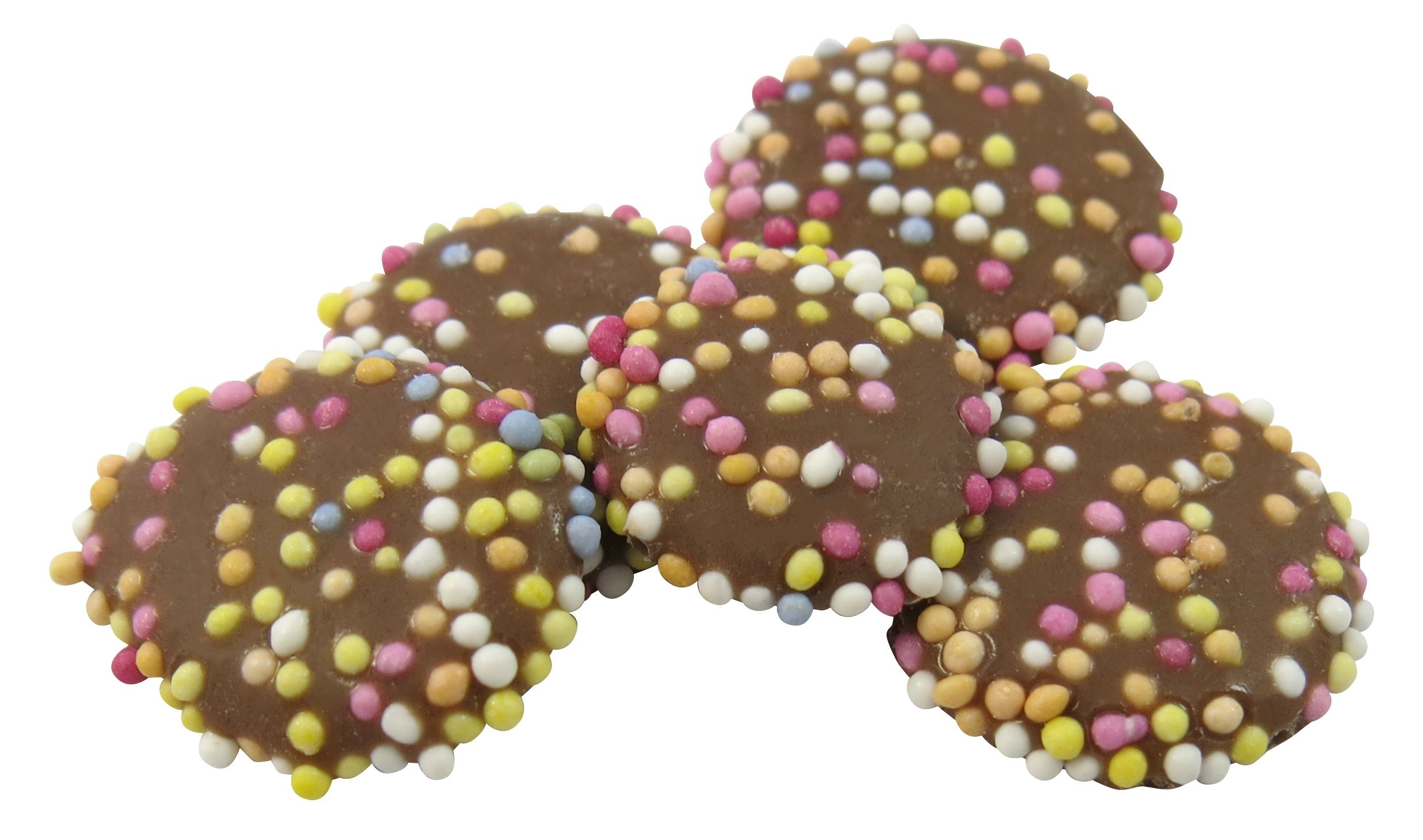 250g Milk Chocolate Jazzies