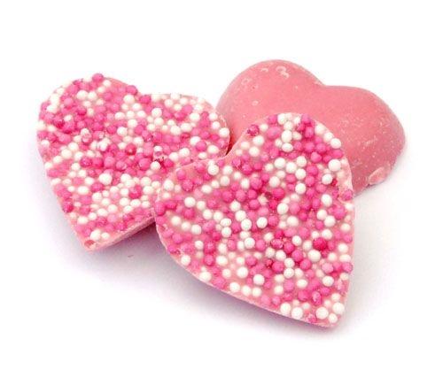 250g Pink Hearts