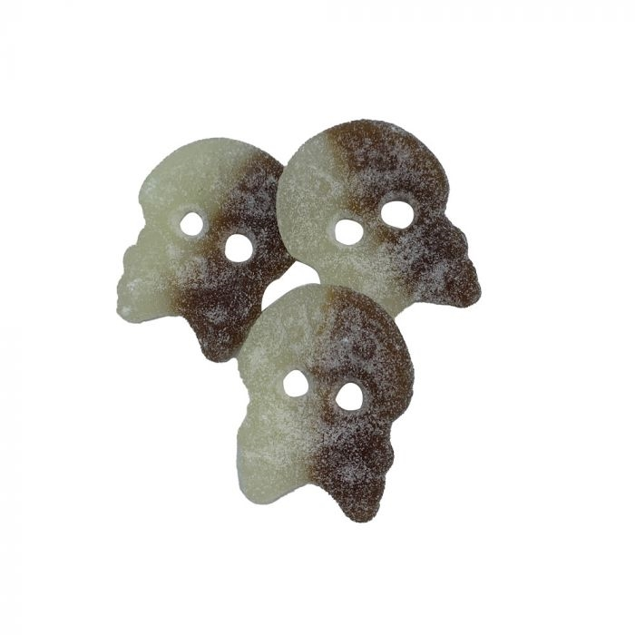 250g Bubs Cola Skulls