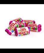 1kg Love Hearts Mini Roll