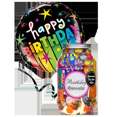 Sweet & Balloon Bundles