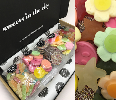 Sweet Society is our Sweet Subscription Service!
