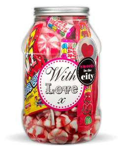 'With Love' Sweets