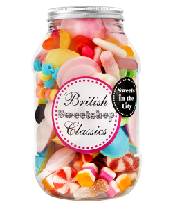British Sweetshop Classics