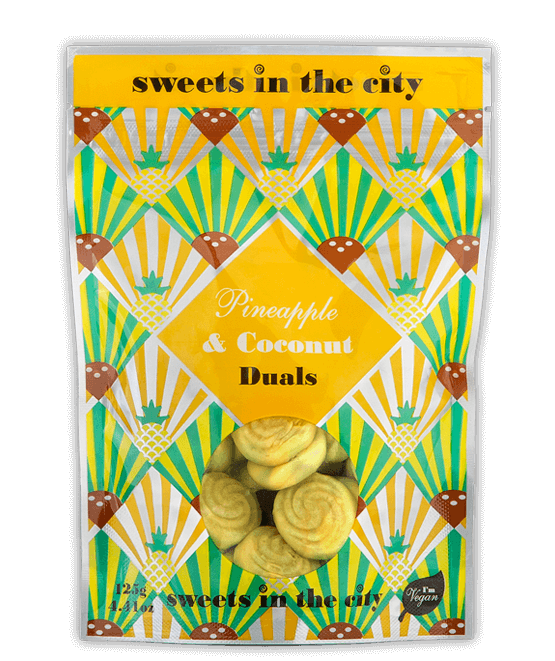 Pineapple & Coconut Duals