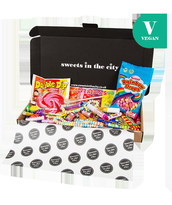 Vegan Retro Letterbox