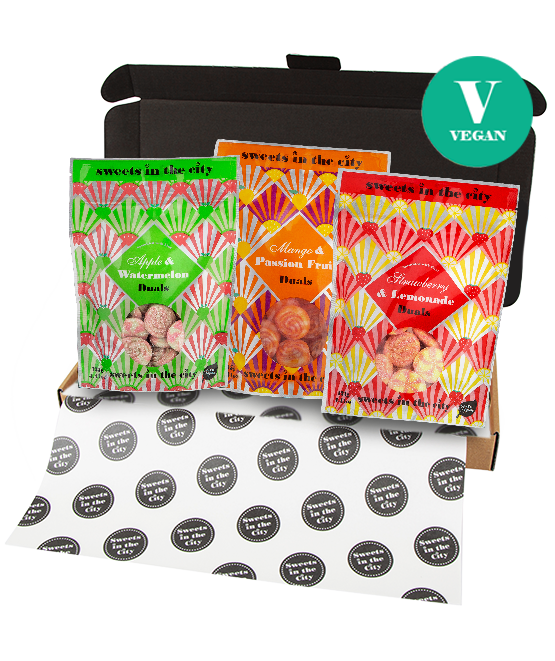 Vegan Letterbox Sweets