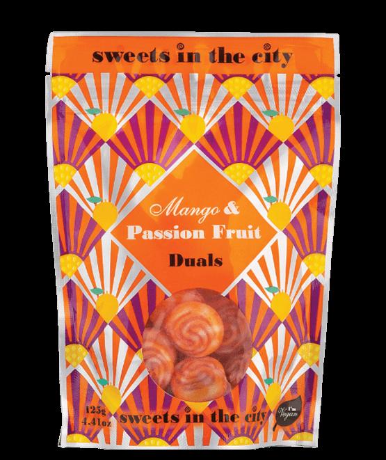 Mango & Passion Fruit Duals