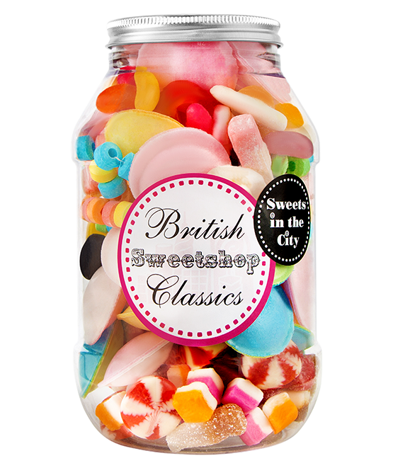 British Sweetshop Classics