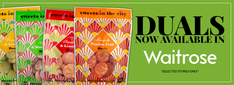 Sweets In The Citys Duals Sweets Now Available In Waitrose