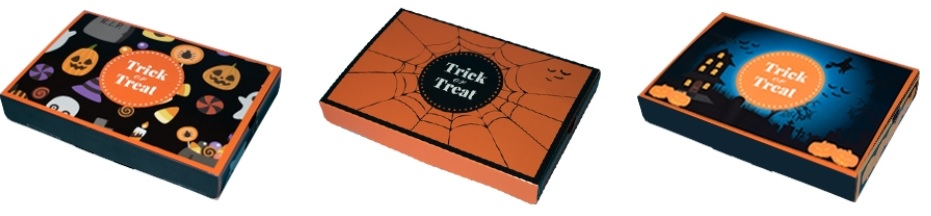 Halloween Letterbox Treats