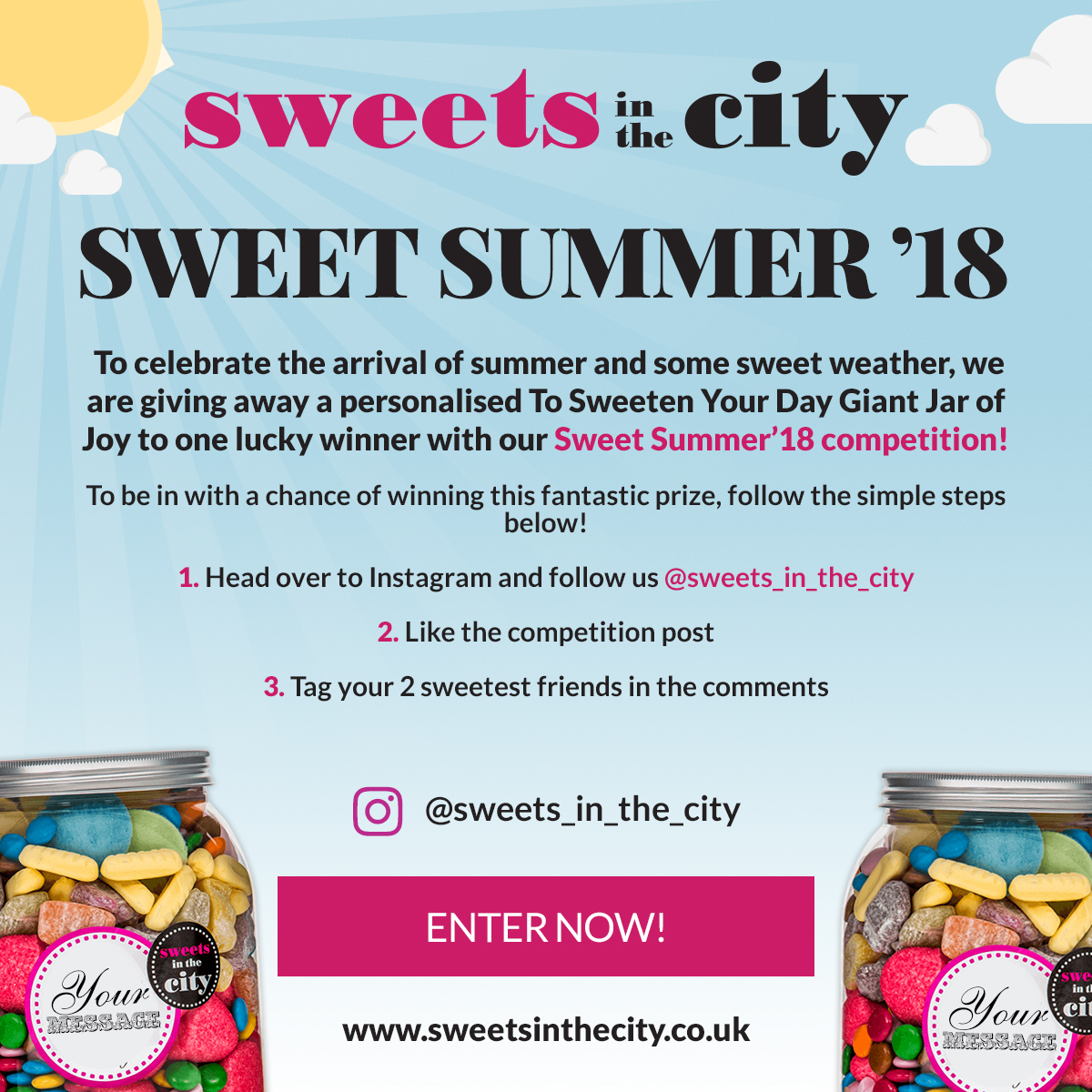Sweet Summer Competition