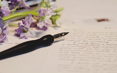 Writing a card